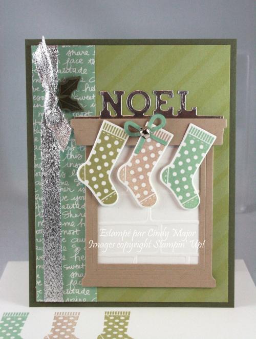 Hang Your Stockings_Seasonal Decorative Masks_Cindy Major