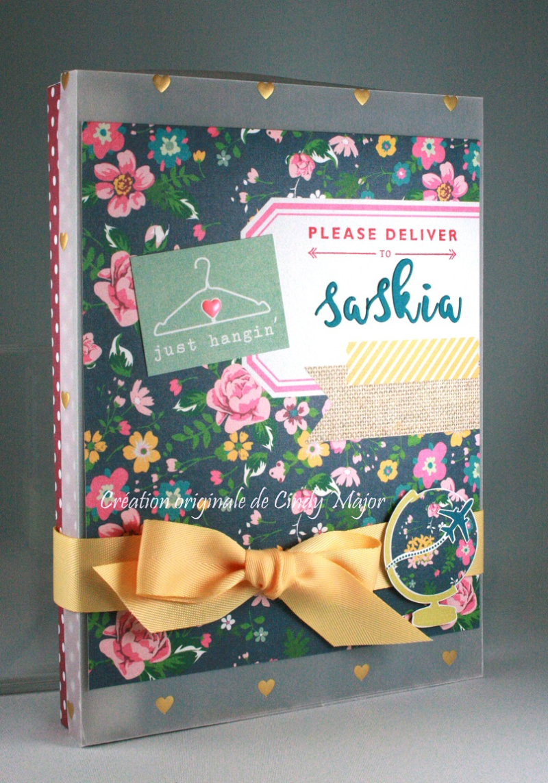 Simple Stories Gift Box