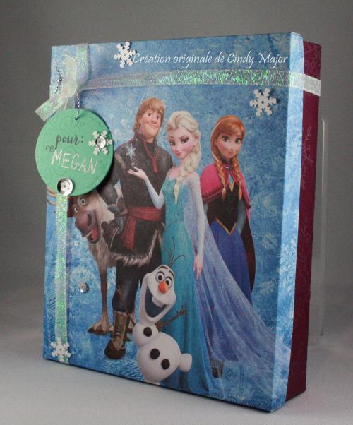 Frozen Gift Box_Cindy Major