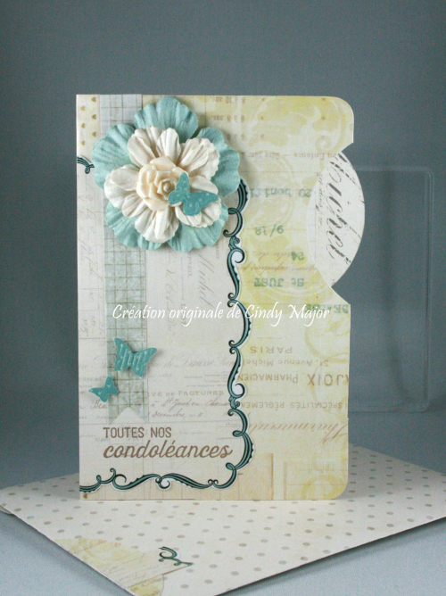 Folder Card_Sympathy_Parisian Anthology_Cindy Major