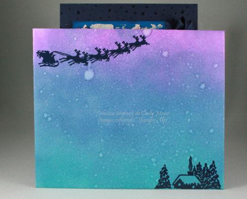 Cozy Christmas_Snowfall Background_Distress Oxide Inks_Cindy Major_envelope 1