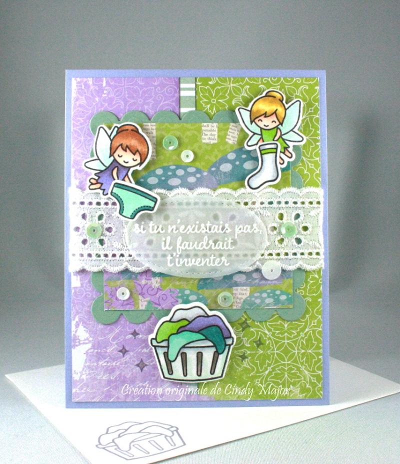 Loads of Fun_Fairy Friends_Enchanted Garden Bo Bunny_Cindy Major