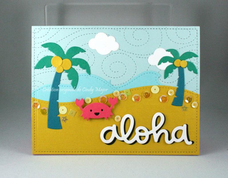 Scripty Aloha_Palm Trees_Cindy Major