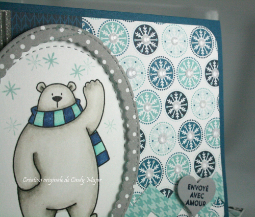 Polar Bear Pals_Hello Winter Echo Park_Cindy Major_close up