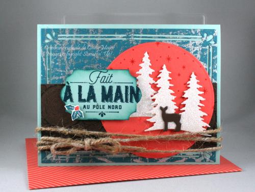 Card Front Builder_Carols of Christmas_Cindy Major