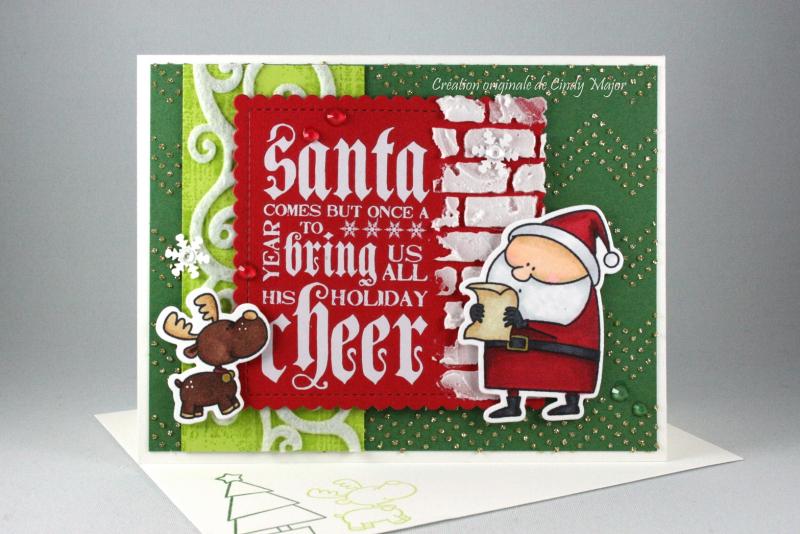 Jingle All the Way_Old Saint Nick Rub-ons_Cindy Major