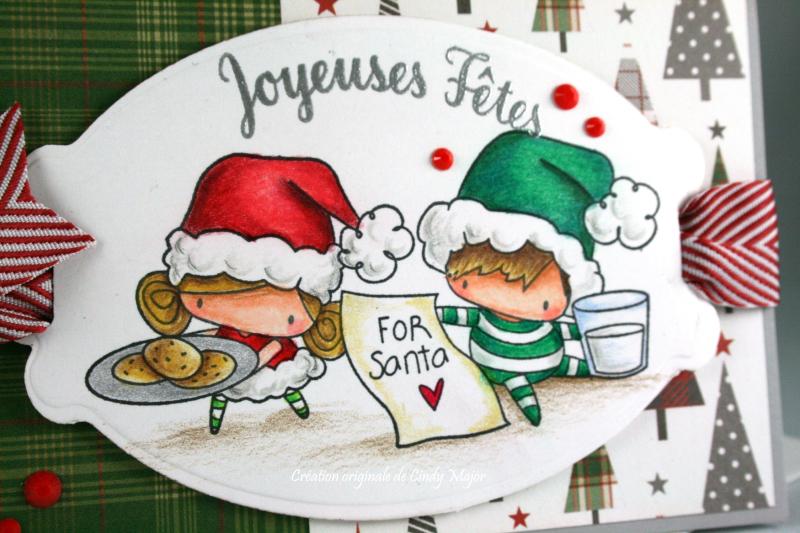 The Littles Waiting for Santa_Mad 4 Plaid Christmas Photoplay_Cindy Major_close up