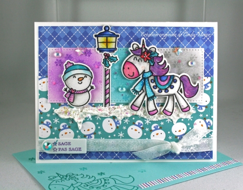Christmas Magic_Polar Pals Doodlebug