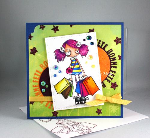 Oddball Shopper_Make a Splash Bo Bunny_Cindy Major