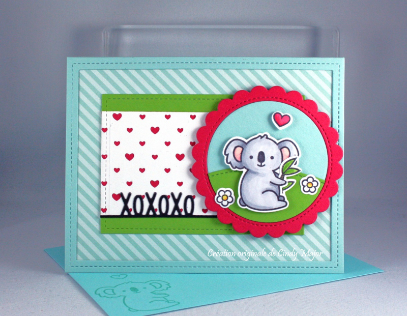 I Love Youcalyptus_Stitched Scalloped Circle Frames_Cindy Major