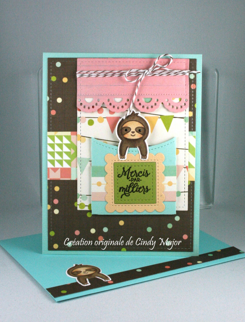 Slow Down_Stitched Gift Card Pocket_Cindy Major