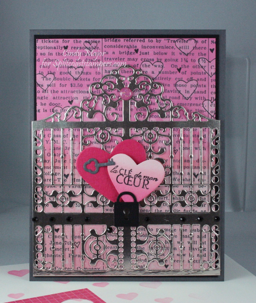 Detailed Gate_Hearts Stencil_Cindy Major