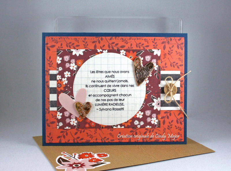 Forever Fall_Sympathy Card_Cindy Major