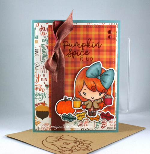 Pumpkin Spice  It Up_Celebrate Autumn_Cindy Major