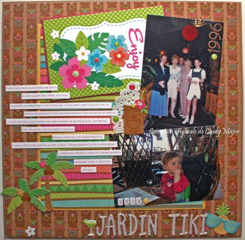 Jardin Tiki