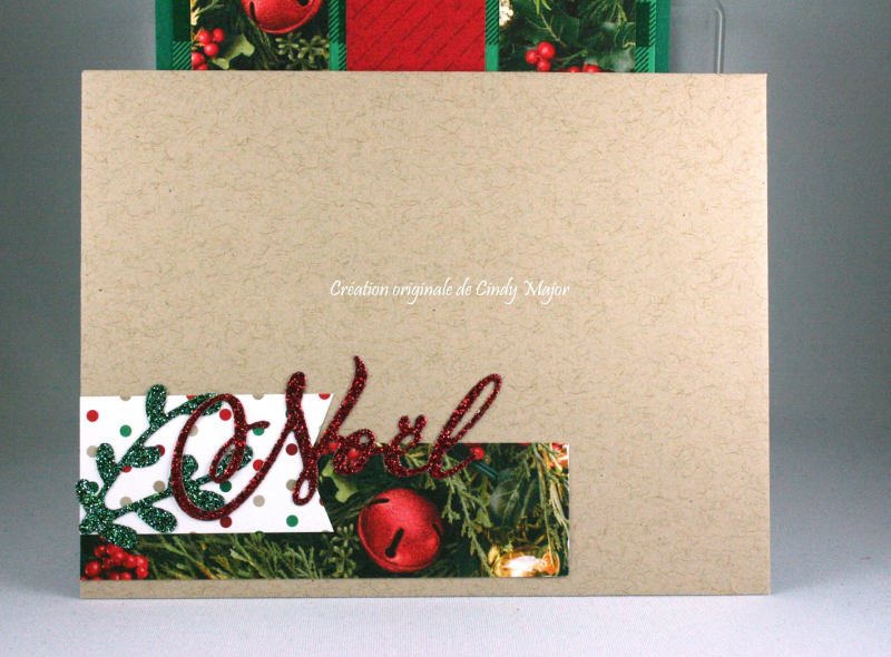 Joyous Noel DSP_Joyeux Noel Thinlits_Buffalo Check_Cindy Major_envelope