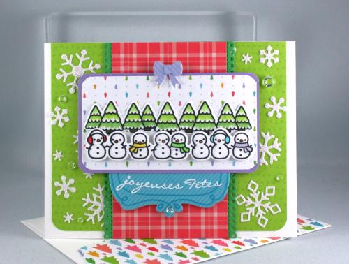Simple Celebrate Winter_Really Rainbow Christmas