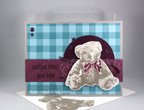 Baby Bear_Buffalo Plaid_Cindy Major