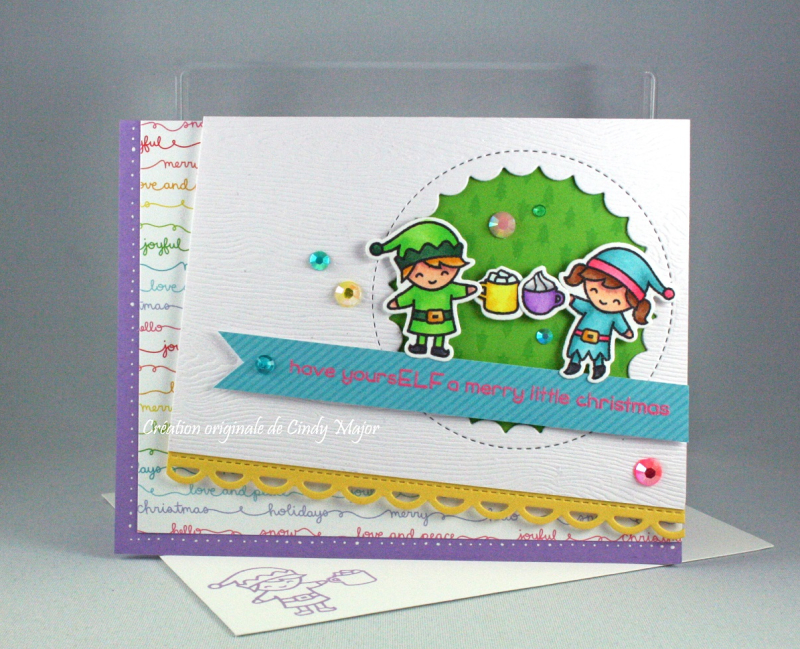 Holiday Helpers_Reverse Stitched Scallop Circle Windows_Cindy Major
