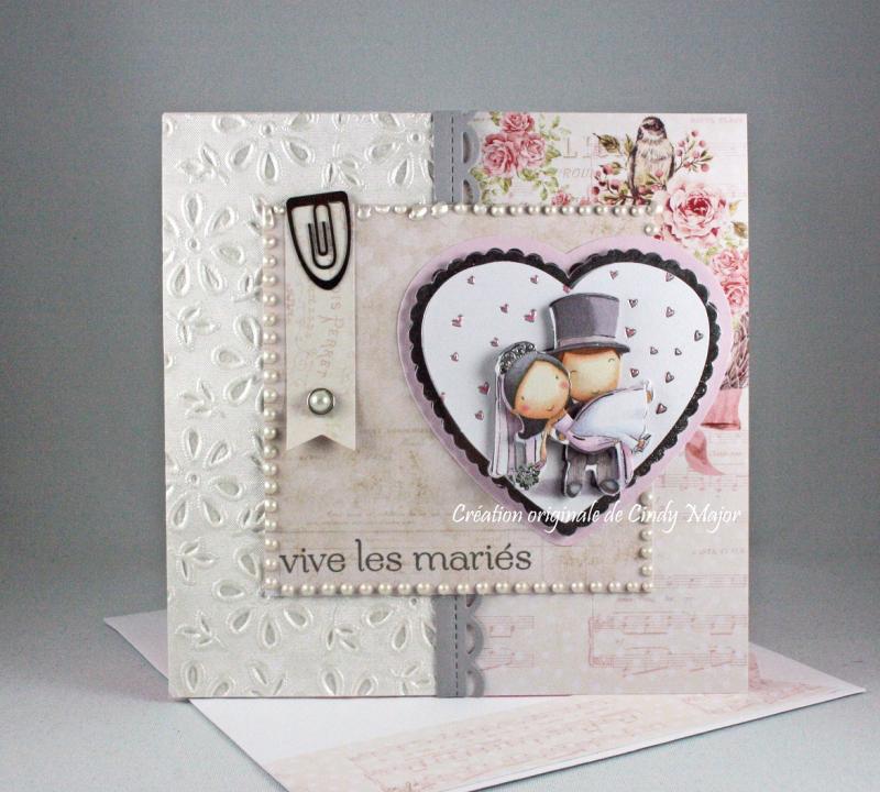 Sanat Baby Prima_Paper Tole Kit_Cindy Major