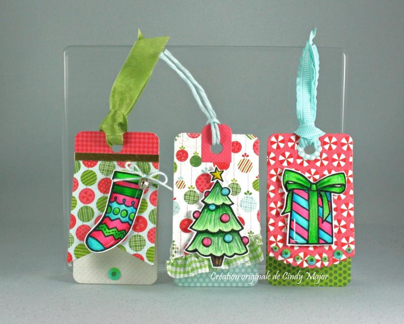 Fold-Up Tags MFT_Color Me Christmas