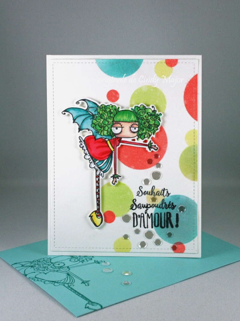 Oddball Sprinkle Fairy_Hello Cupcake_Cindy Major
