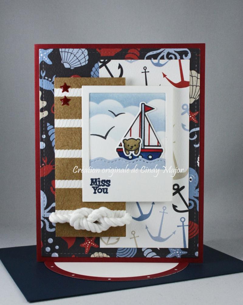 Smooth Sailing_Deep Blue Sea_Cindy Major
