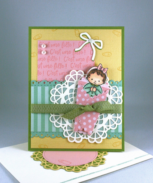 Sweet Baby_My Doilies_Cindy Major