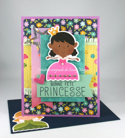 Little Princess_Birdie Brown Alphabet_Cindy Major_card