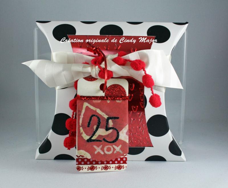 Advent Calendar December 25 Packaging