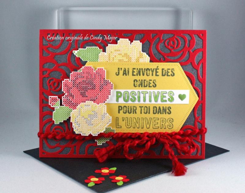 Stitched Roses_Genuine Gems_Cindy Major