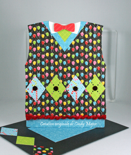 Sweater Vest_Verry Merry Sunny Studio_Cindy Major
