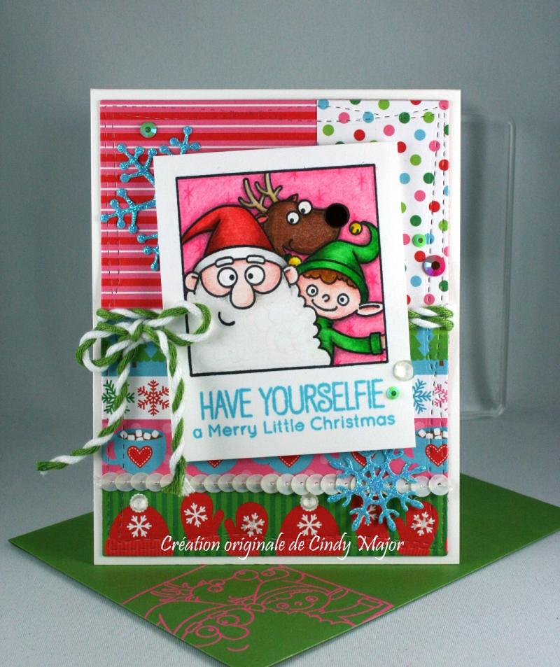 Christmas Selfies_Holiday Cheer Sunny Studio_Cindy Major