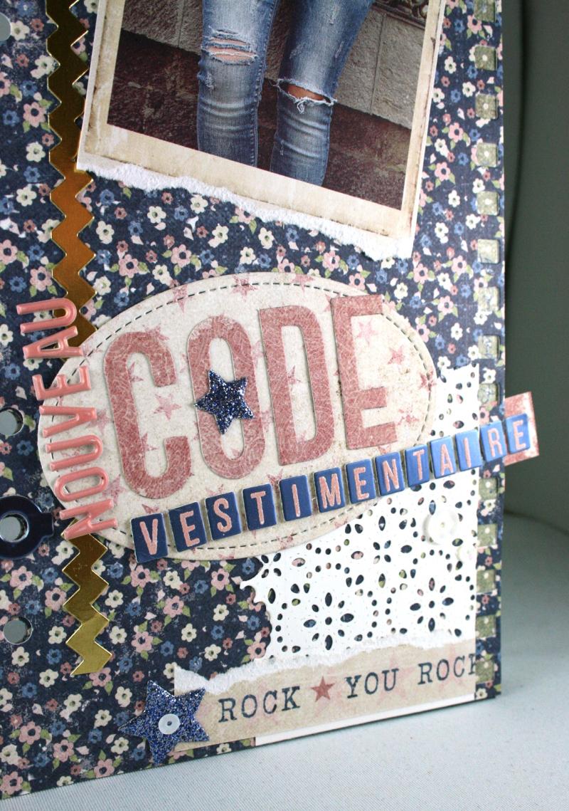 Nouveau code vestimentaire_close up