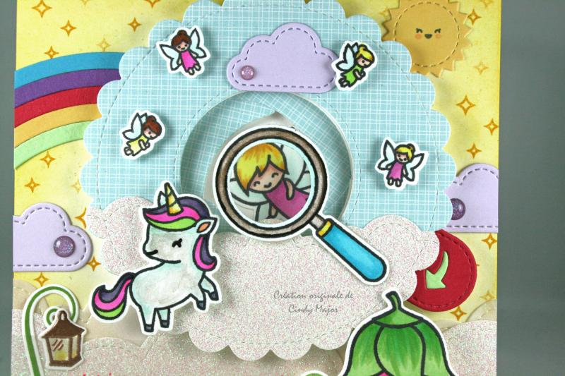 A Little Sparkle_Fairy Friends_Hey Lady_Cindy Major_close up