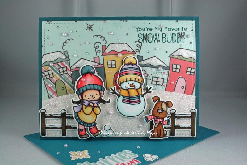 Snow Buddies_Freezin Season_Cindy Major