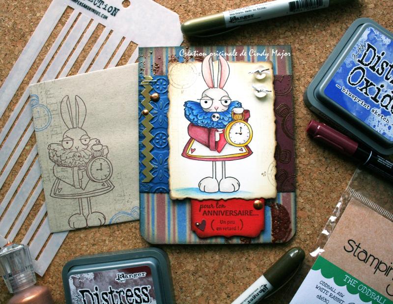 Oddball White Rabbit_Mint Shifter_Numeric_Cindy Major