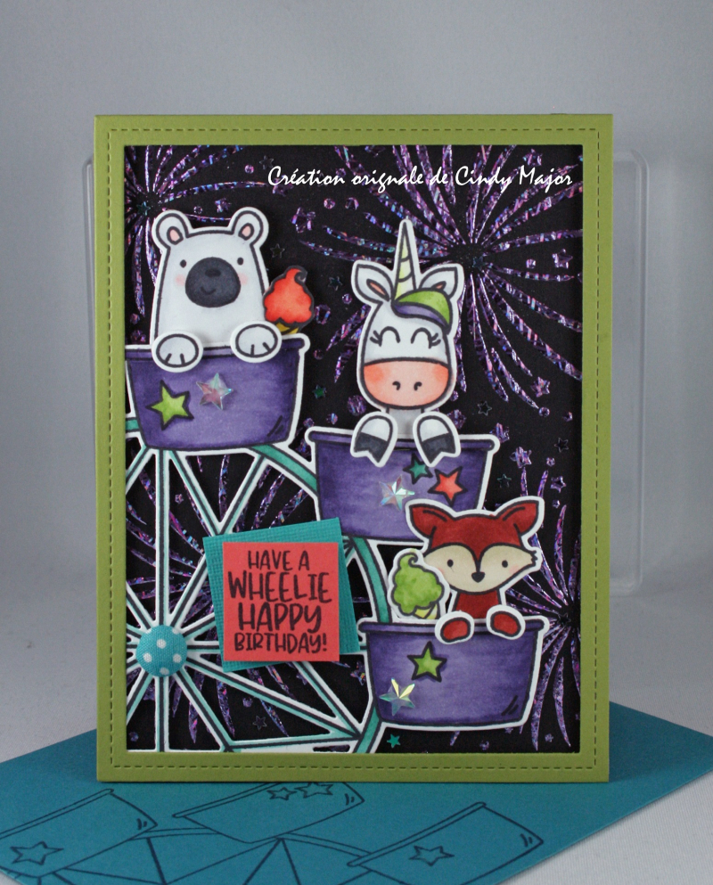 Peek-a-Boo Fair_Fireworks Stencil_Cindy Major
