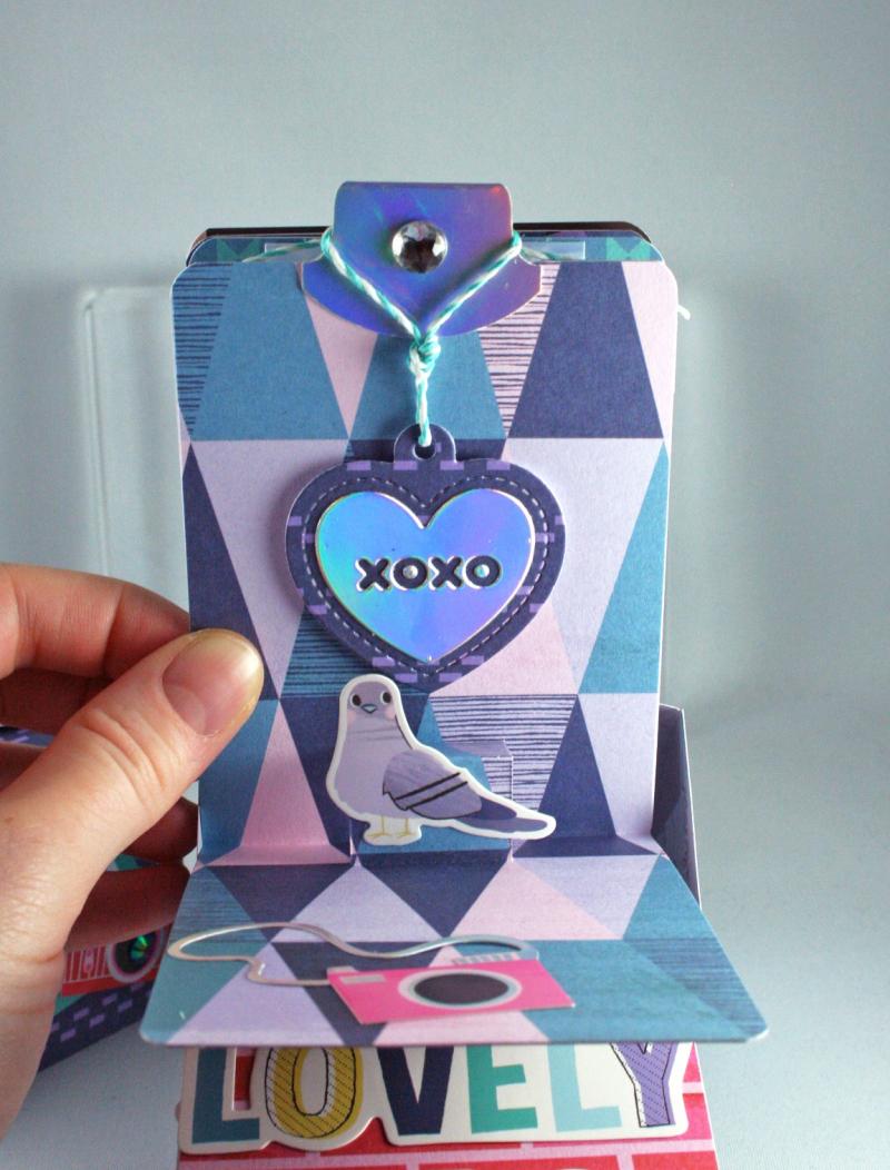 Sparkle City Mini Fan in a Box Album_7