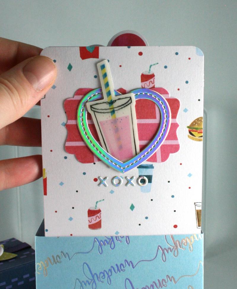 Sparkle City Mini Fan in a Box Album_4