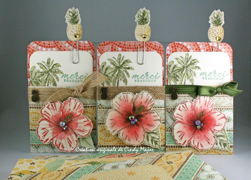 Mosaic Mood Library Pockets_Tropical Oasis_Cindy Major