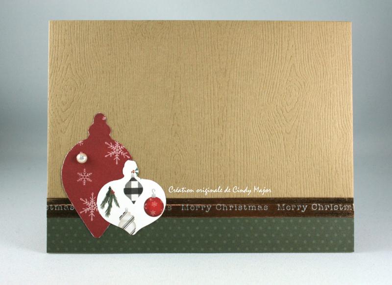 Christmas Farmhouse two ornaments_Cindy Major_envelope