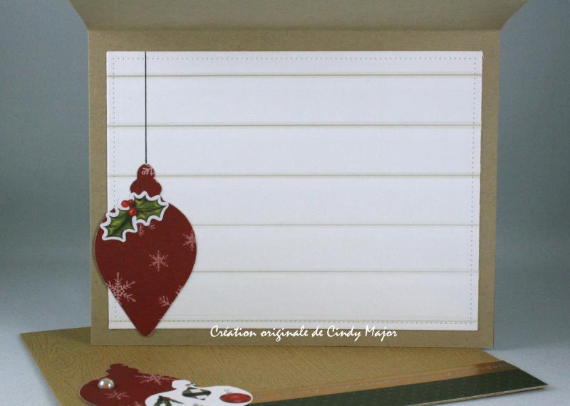 Christmas Farmhouse two ornaments_Cindy Major_inside