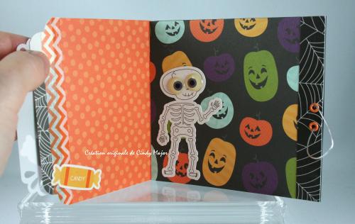 Mini Halloween Town Album_1