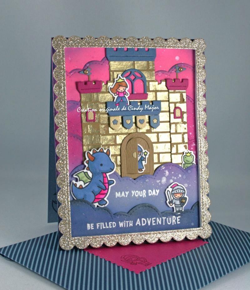 Build a Castle_Tiny Fairy Tale_Cindy Major_2