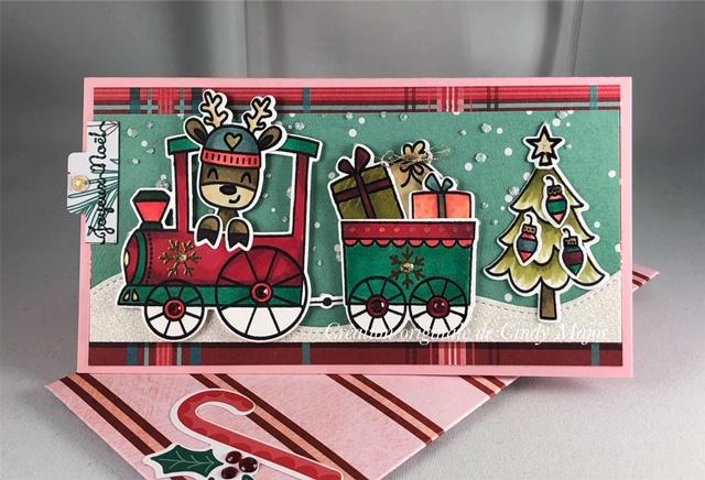 Christmas Train_Jingle All the Way_Cindy Major