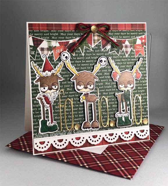 Oddball Reindeer Set_Mad 4 Plaid_2