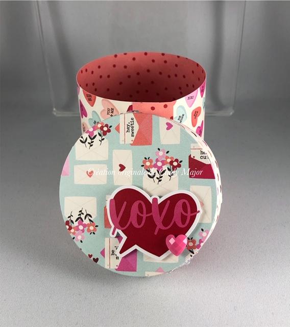 Sweet Talk_Circle Box_opened_Cindy Major