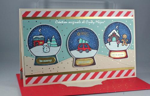 Snow Globe Scenes_Let It Shine_Cindy Major