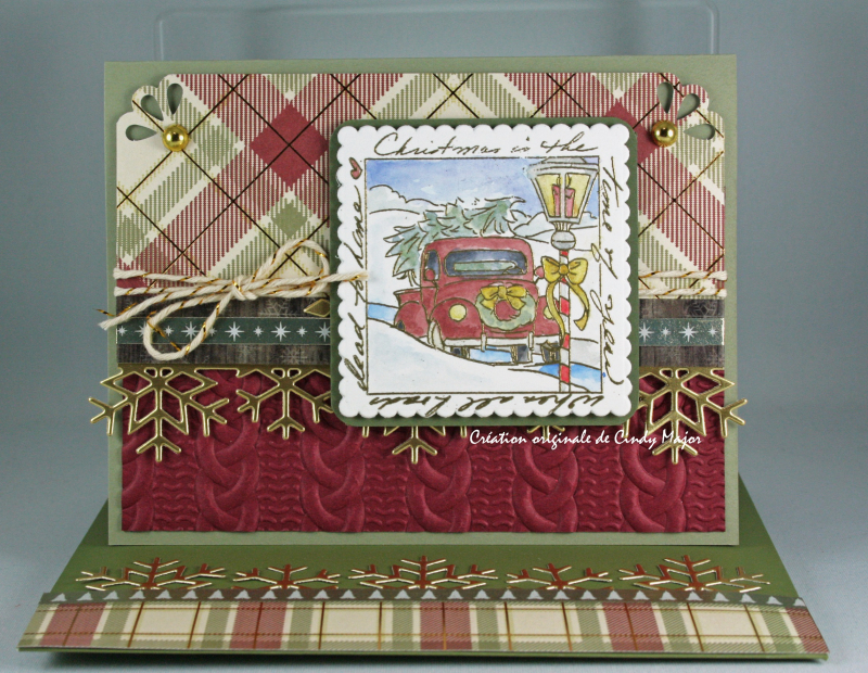 Plaid Memorybox_Car Art Impressions_Cindy Major